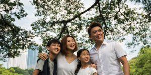 Счастливы вместе: место ребёнка в отношениях с мудрыми родителями