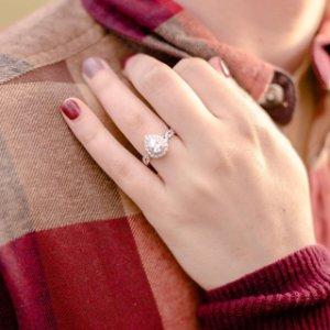 Выбираем кольцо для предложения руки и сердца любимой девушке