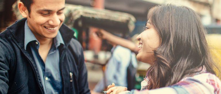 О чём поговорить с понравившейся девушкой на прогулке