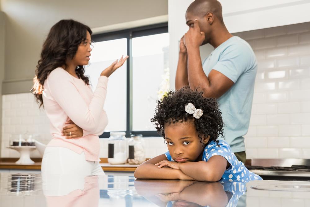 Как понять что родители разводятся